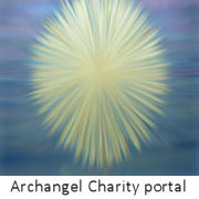 Charity Archangel of the 3rd Ray Portal