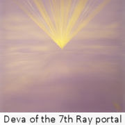 Deva of the 7th Ray Portal