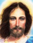 Jesus Ascended Master Portrait