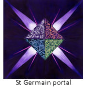 St Germain Ascended Master Portal
